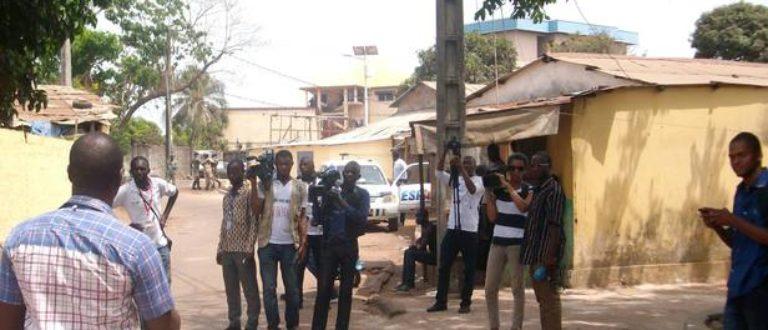 Article : La liberté de la presse en Guinée en danger
